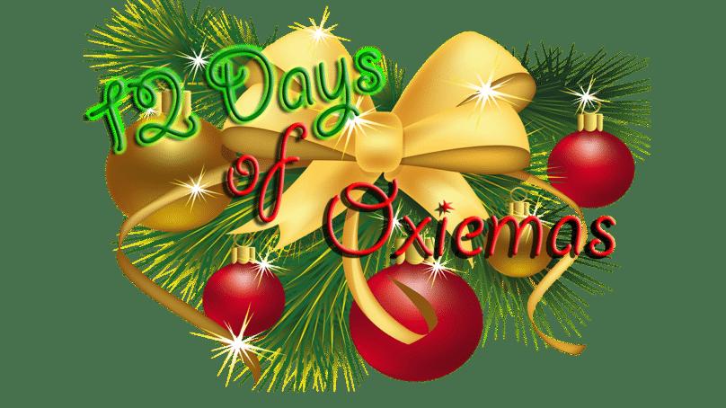 12 Days of Oximas – Design by WorldOfMadnessUK