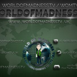 Welcome CSj90 to WorldOfMadnessTV – TheMadHouse Stream Team