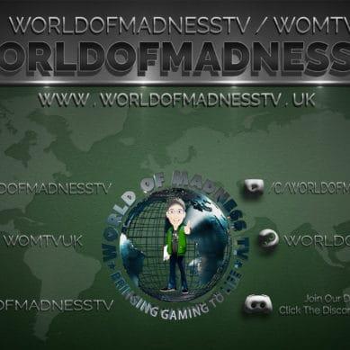 Welcome CSj90 to WorldOfMadnessTV – TheMadHouse Stream Team
