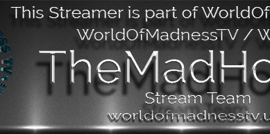 New Stream Team Banners for TheMadHouse