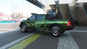 Forza Horizon 4 - WOMTV Truck