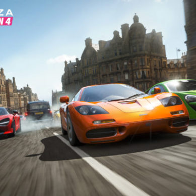 Review of Forza Horizon 4